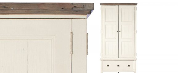 Camilla Large Double Wardrobe