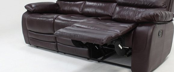 Chicago 2 Seater Recliner Sofa
