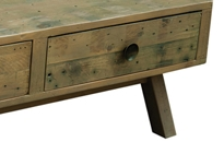 Deco 2 Drawer Coffee Table