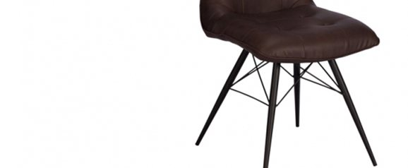 Charlotte Dining Chair Brown