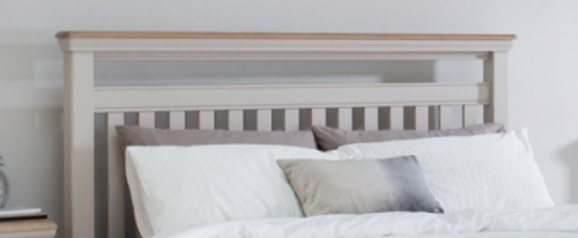 Chateau 150cm Bedstead