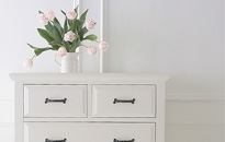 Hambleton 3 Drawer Bedside