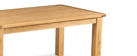 Cheltenham Oak 180cm Dining Table
