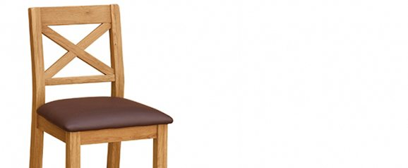 Cheltenham Oak Bar Stool