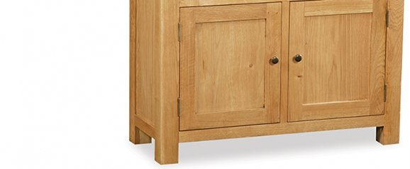 Cheltenham Oak Small Sideboard