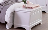 Banbury Elegance 4'6 Low End Bed
