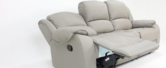 Belle 3 Seater Recliner