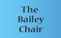 Alexander and James Bailey Love Chair