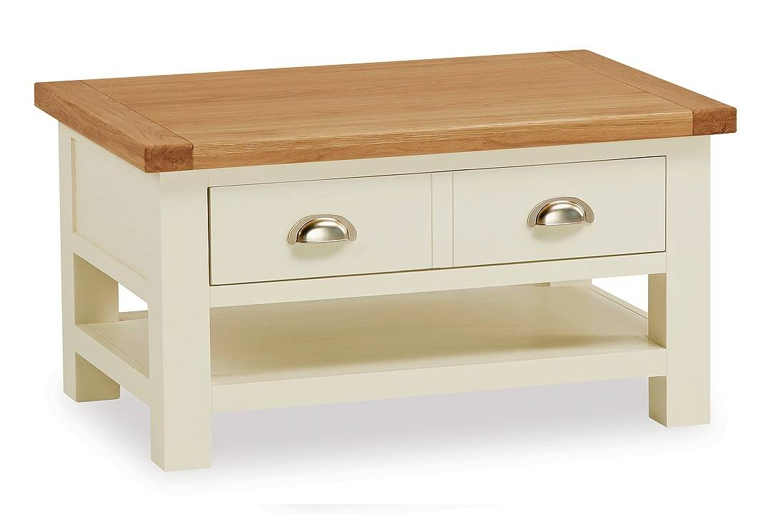 Country Cottage Small Coffee Table Fw Homestores