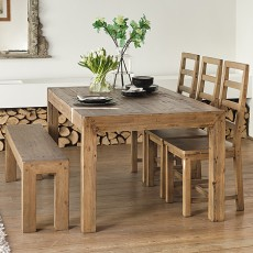 Sierra 150cm Dining Table FSC Certified
