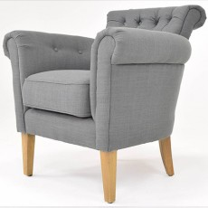 Finchley Chesterfield Armchair