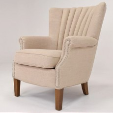 Stratford Fabric Armchair