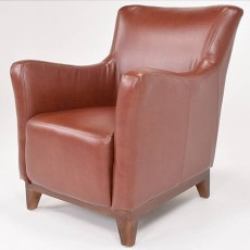 Verona Leather Armchair