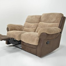 Louisiana 2 Seater Recliner Sofa