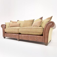 Hepwell 4 Seater Sofa