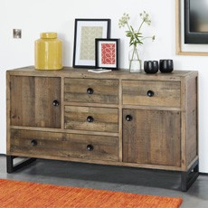Reclaimed Ranch Wide Sideboard FSC Certified