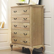 La Rochelle Tall 5 Drawer Chest