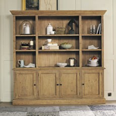 Timeless Classic Grand Bookcase