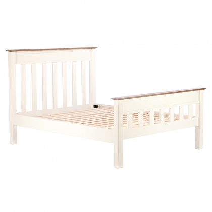 Camilla 150cm Panel Bed