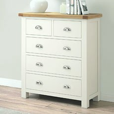 Country Cottage 2 + 3 Drawer Chest