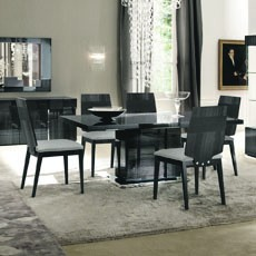 Alf Italia Monte Carlo Large Extending Dining Table