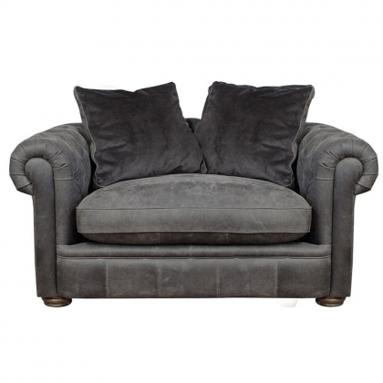 The Retreat Snuggler Armchair