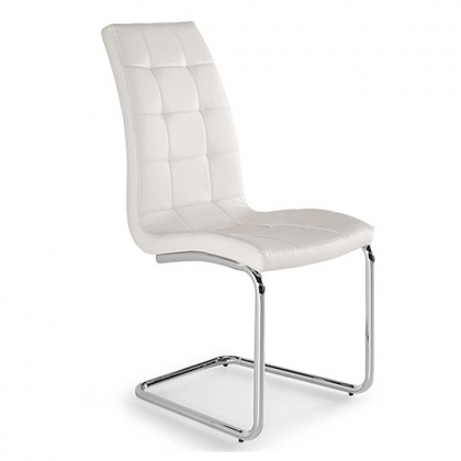 Sienna Dining Chair White