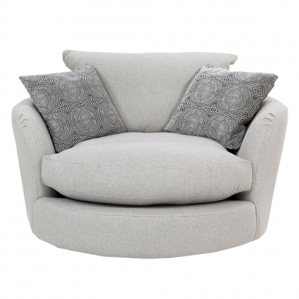 Metro Cuddler Swivel Chair