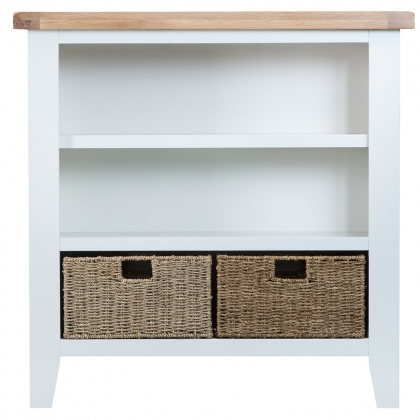 Toronto Small Wide Bookcase