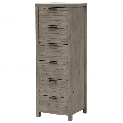 Tuscan Spring 6 Drawer Tall Chest