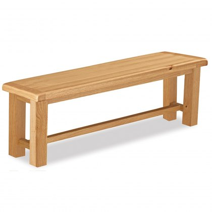 Cheltenham Oak Large Bench