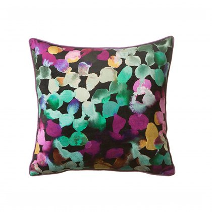 Purple Element Cushion
