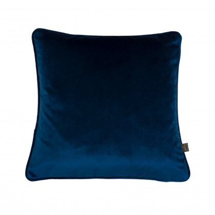 Teal / Green Piped Genova Cushion