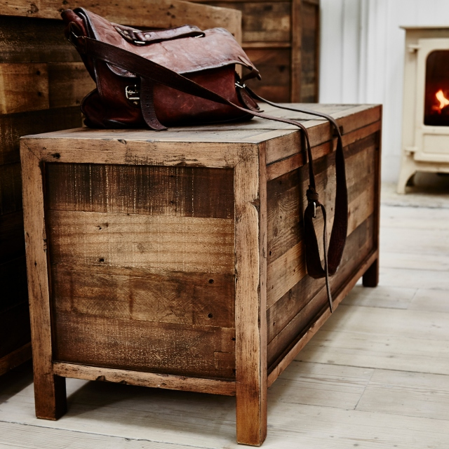Brooklyn Blanket Box FSC Certified