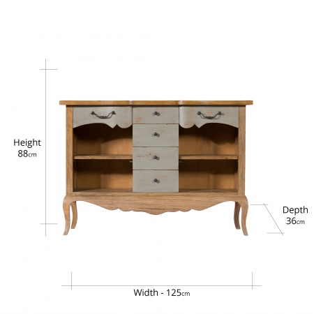Hardy Camille Console Table