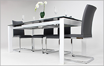 Branton Large Extending Dining Table