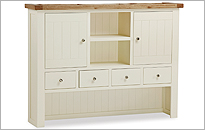 Painted Oak Sideboard