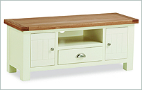 Country Cottage TV Cabinet