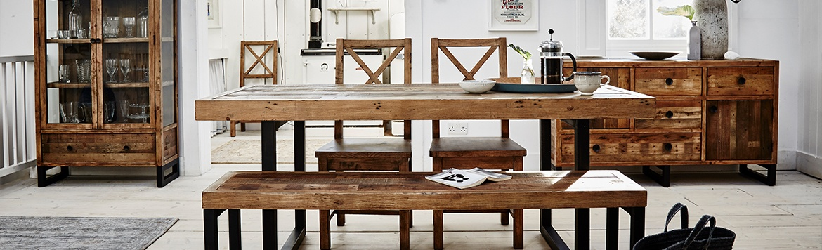Reclaimed Furniture Fw Homestores