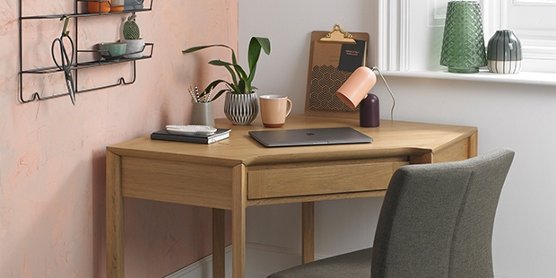 Creating the perfect workspace at home
