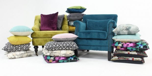 Cushions to brighten up your home