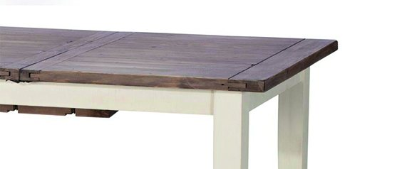 Camilla 140-180cm Extending Dining Table