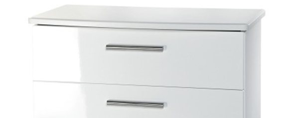 Kensington 3 drawer deep chest