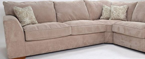 Jersey Right Hand Corner Sofa