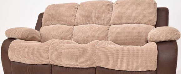 Delta 3 Seater Recliner Sofa