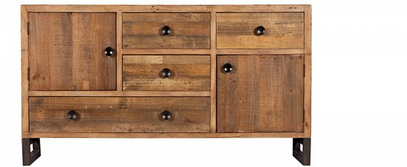 Blake Wide Sideboard FSC Certified