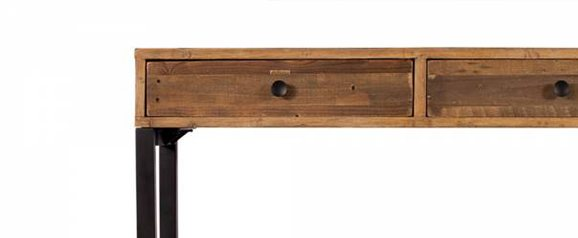 Blake 2 Drawer Console Table
