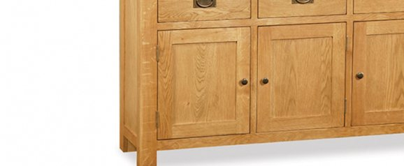 Cheltenham Oak Large Sideboard