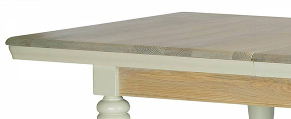 Chateau 140cm Extending Dining Table