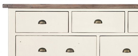 Camilla 7 drawer Chest